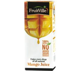 Fruitville Mango Juice Tetra - Bulkbox Wholesale
