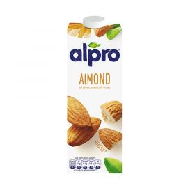 Alpro Original Almond Milk 8x1L - Bulkbox Wholesale
