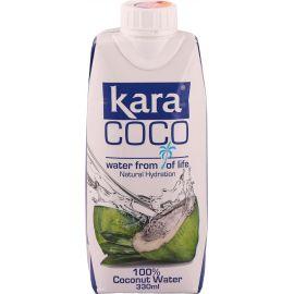 Kara Coconut Water 12x330ml - Bulkbox Wholesale
