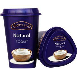 Dairyland Natural Yoghurt 6x550g - Bulkbox Wholesale