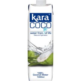 Kara Coconut Water 6x1L - Bulkbox Wholesale