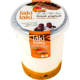 Laki Laki Greek Yoghurt Mango-Passion 12x150ml - Bulkbox Wholesale