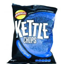 Kettle Cooked Potato Crisps Perfectly Salted - Bulkbox Wholesale