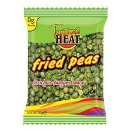 Tropical Heat Peas - Fried 6 x 200g - Bulkbox Wholesale