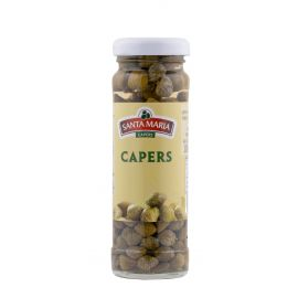 Santa Maria Capers Capuchins in Vinegar 12x100g - Bulkbox Wholesale