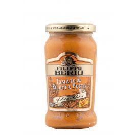 Filippo Berio Tomato Ricotta Pesto Sauce 6x190g - Bulkbox Wholesale