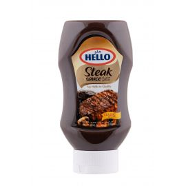 Hello Steak Sauce 12x500ml - Bulkbox Wholesale