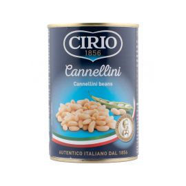 Cirio Cannellini Beans 12x400g - Bulkbox Wholesale