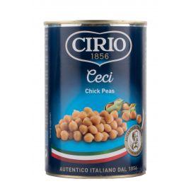Cirio Chick Peas 12x400g - Bulkbox Wholesale