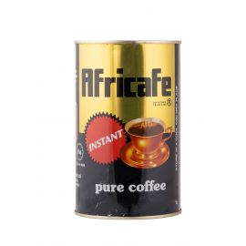 Africafe Instant Coffee -Tin 12x250g - Bulkbox Wholesale
