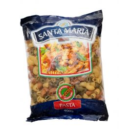 Santa Maria Grande  - Mixed Vegetables Pasta 20x400g - Bulkbox Wholesale