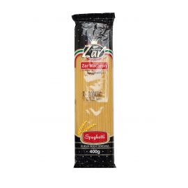 Zar Spaghetti 1.5  - 1102, 20x400g - Bulkbox Wholesale