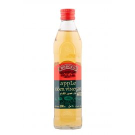 Borges Apple Cider Vinegar 12x500ml - Bulkbox Wholesale