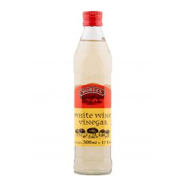 Borges White Wine Vinegar 12x500ml - Bulkbox Wholesale