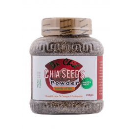 Dr. Chia Seeds Powder 6x250g - Bulkbox Wholesale