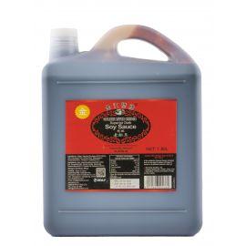 Golden River Bridge Dark Soy Sauce 12x1.8L - Bulkbox Wholesale