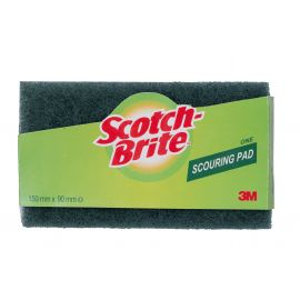 Scotch Brite Scouring Pads Large  - Single 72 Pcs - Bulkbox Wholesale