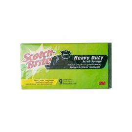Scotch Brite Heavy Duty Laminate 9'S 10 Packs - Bulkbox Wholesale