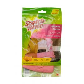 Scotch Brite Kitchen Extra Sensitive Gloves - Large 24 Pairs - Bulkbox Wholesale