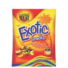 Tropical Heat Exotic Snacks 12 x 70g - Bulkbox Wholesale
