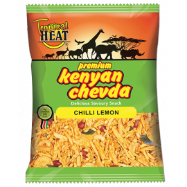 Tropical Heat Kenyan Chevda - Chilli Lemon - Bulkbox Wholesale