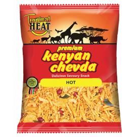 Tropical Heat Kenyan Chevda - Hot  6 x 340g - Bulkbox Wholesale
