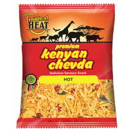 Tropical Heat Kenyan Chevda - Hot - Bulkbox Wholesale
