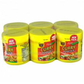 Tropical Heat Curry Powder 6x100g - Bulkbox Wholesale
