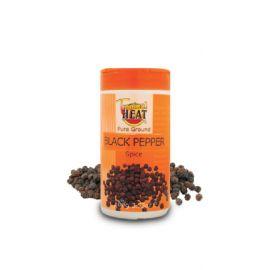 Tropical Heat Black Pepper Ground 6x100g - Bulkbox Wholesale