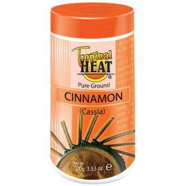 Tropical Heat Cinnamon Ground 6 x 100g - Bulkbox Wholesale