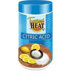 Tropical Heat Citric Acid 6 x 100g - Bulkbox Wholesale