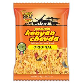 Tropical Heat Kenyan Chevda - Original - Bulkbox Wholesale