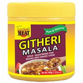Tropical Heat Githeri Masala 6 x 100g - Bulkbox Wholesale