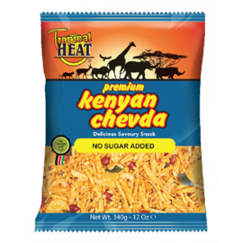 Tropical Heat Kenyan Chevda - No Sugar Added - Bulkbox Wholesale