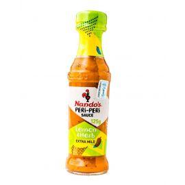 Nandos Peri Peri lemon & Herb Sauce 6x125ml - Bulkbox Wholesale