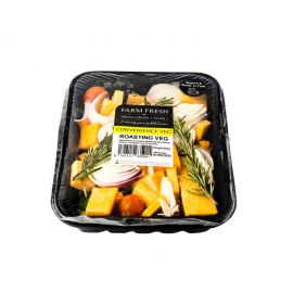 Farm Fresh Roasting Vegetables 600g - Bulkbox Wholesale