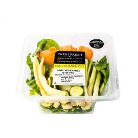 Farm Fresh Baby Vegetable Stir fry 200g - Bulkbox Wholesale