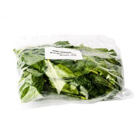 Baby Spinach 125g - Bulkbox Wholesale