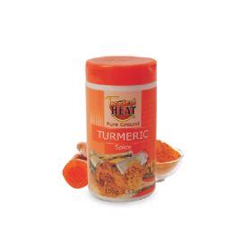 Tropical Heat Turmeric Ground 6 x 100g - Bulkbox Wholesale