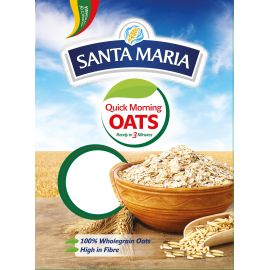 Santa Maria Oats 10x1Kg - Bulkbox Wholesale