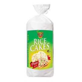 Tropical Heat Rice Cakes - Pizza Flavor - Bulkbox Wholesale