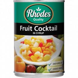 Rhodes Fruit Cocktail 12x410g - Bulkbox Wholesale
