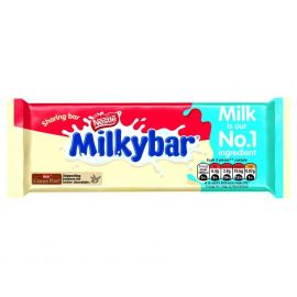 Nestle Milkybar Block 12x100g - Bulkbox Wholesale