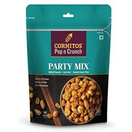 Cornitos Party Mix Nuts 12x200g - Bulkbox Wholesale