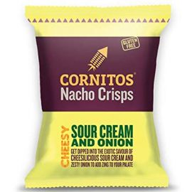 Cornitos Nachos Sour Cream N Onion - Bulkbox Wholesale