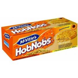 Mcvities Hobnobs Biscuits 12x300g - Bulkbox Wholesale