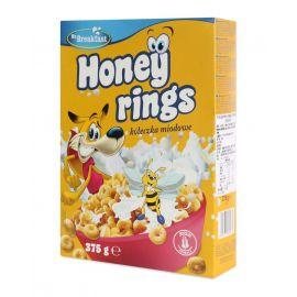 Mr. Breakfast Honey Rings 11x375g - Bulkbox Wholesale
