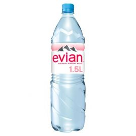 Evian Water 8x1.5L - Bulkbox Wholesale