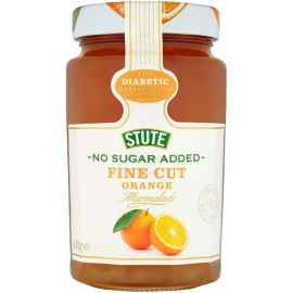 Stute Jam Orange Marmalade Thick Cut 6x430g - Bulkbox Wholesale