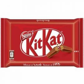 Nestle Kitkat 4 Fingers 12x41.5g - Bulkbox Wholesale